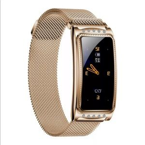 Women Lady Smart Watch Heart Rate Blood Pressure.